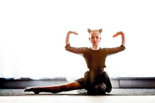 Танец в стиле вог. Фото: tancor.info