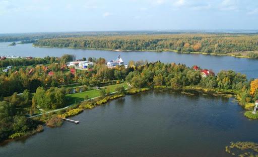 Шошинский плёс Московского моря