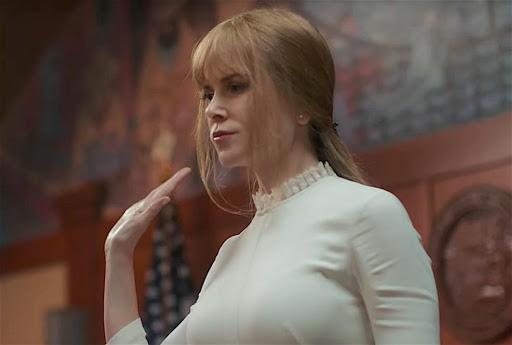 Николь Кидман в роли Селесты – лучшей подруги Мадлен