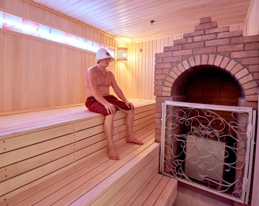 Мужское отделение. Фото: baninapresne.ru