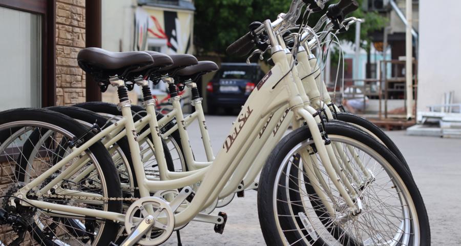 Прокат велосипедов «Оливер Байкс»