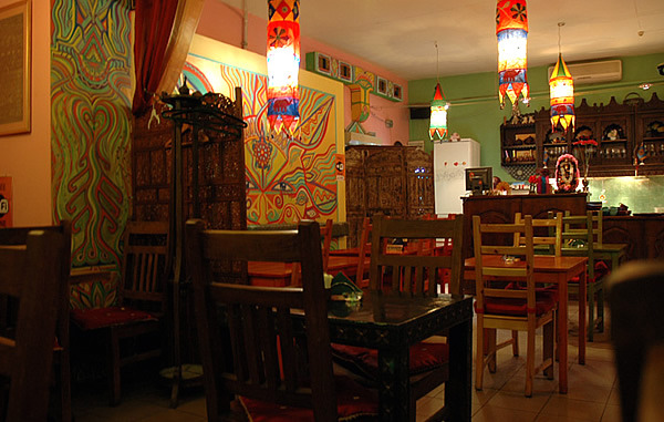 Кафе «Джаганнат»