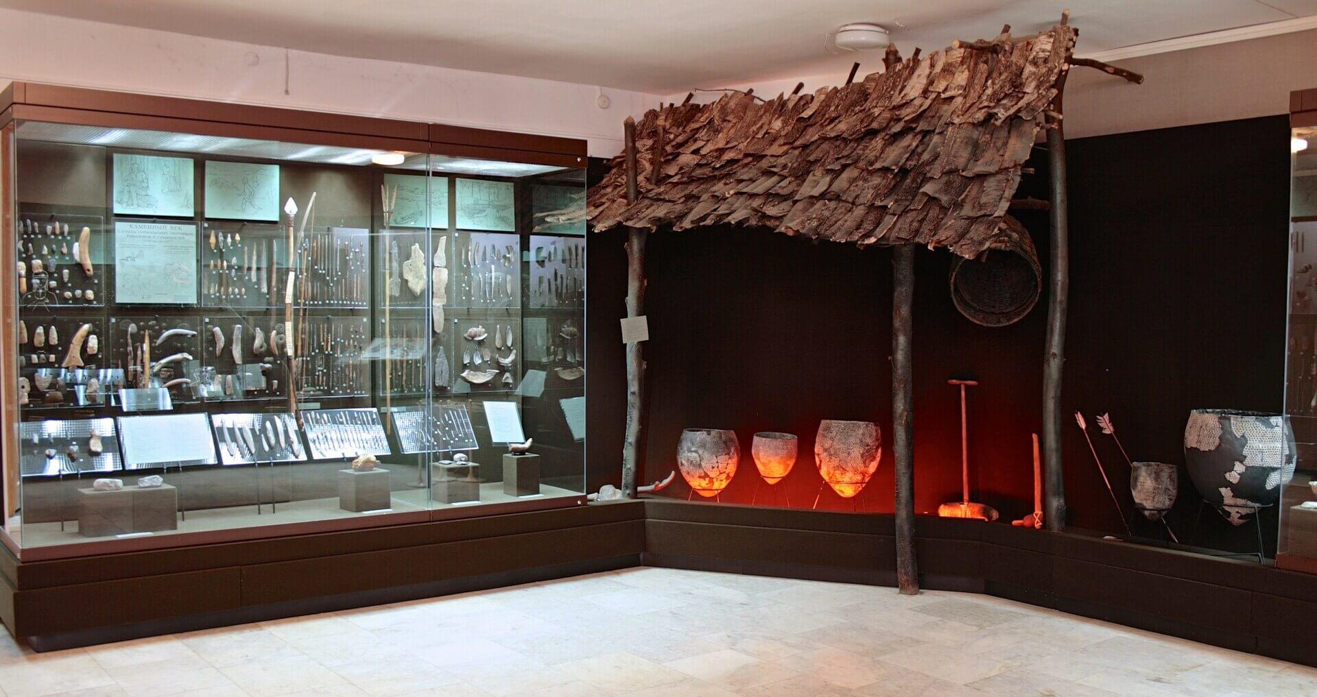 Музейный комплекс «Конный двор» изнутри
