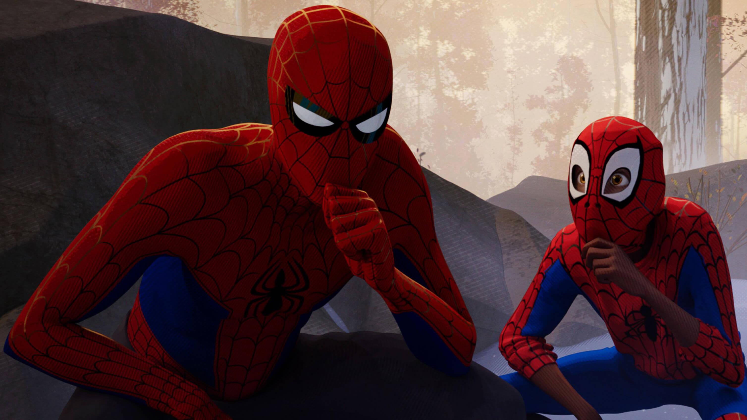 """""""Человек-паук: Через вселенные"""""""