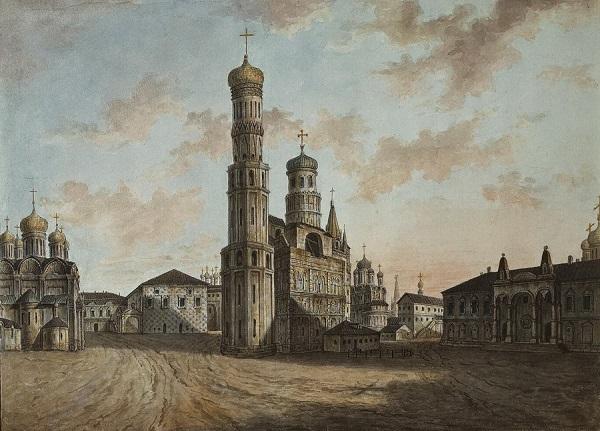 Работы были полностью завершены к 1508 году