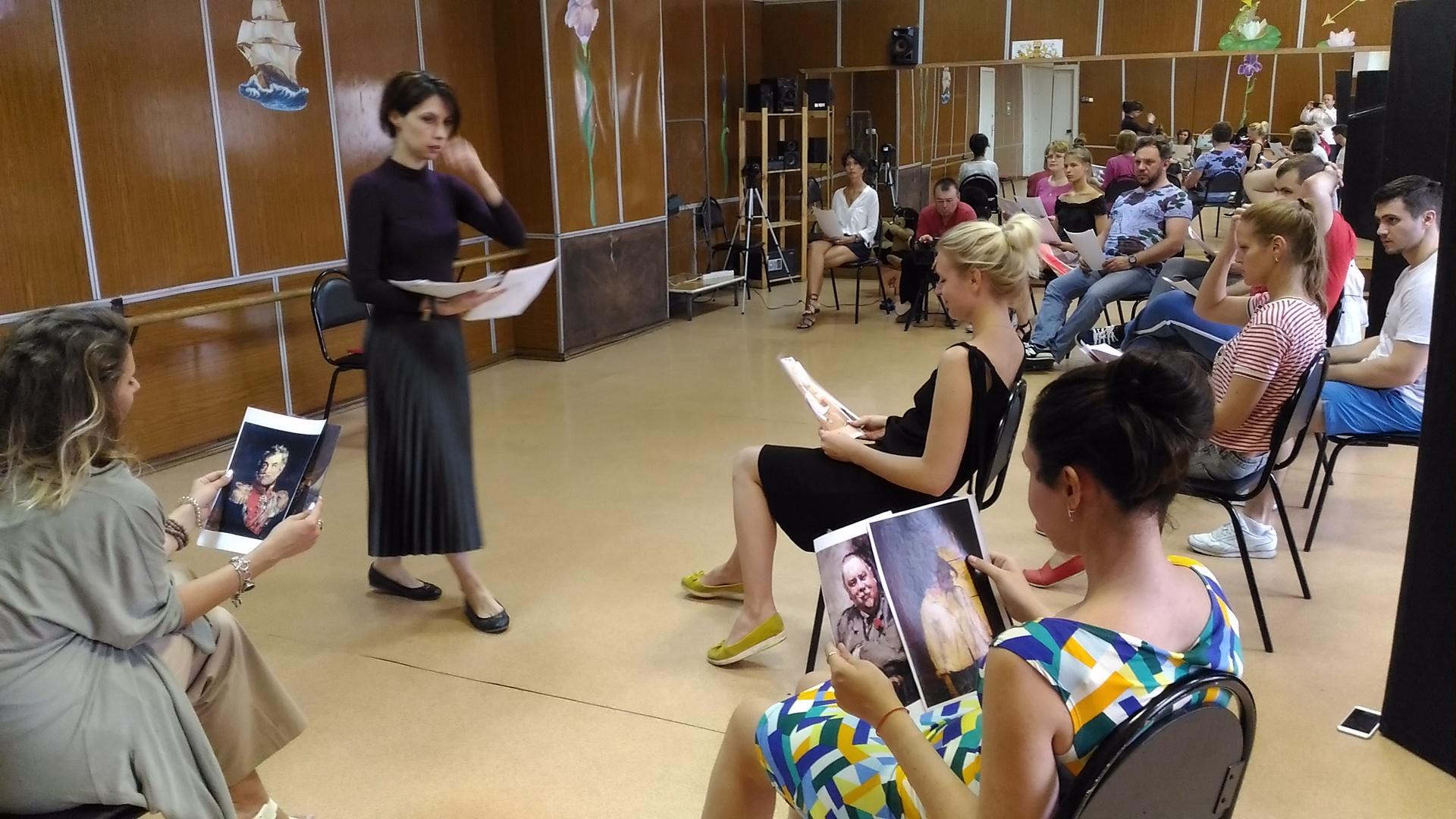 Актерские курсы в Москве от Театр-Студии «Арт-Мастер»