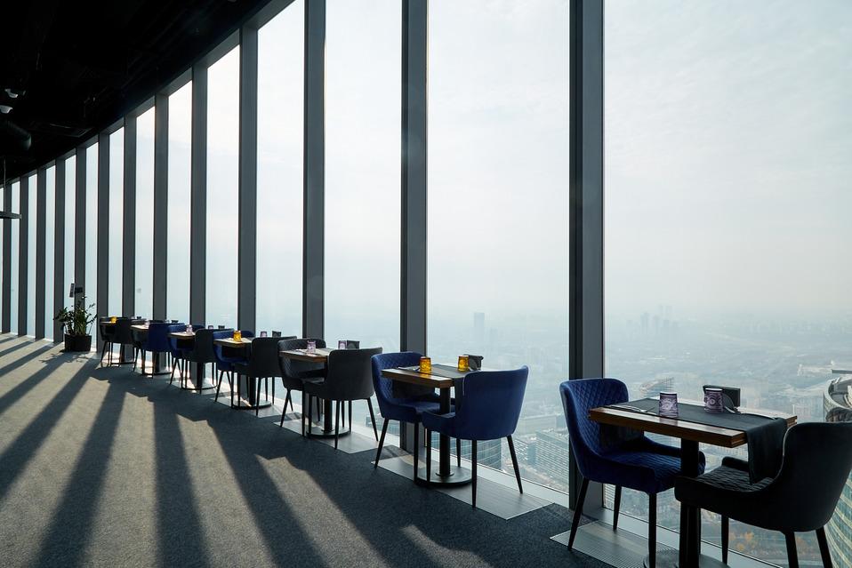 Restaurant 360 на Пресненской набережной