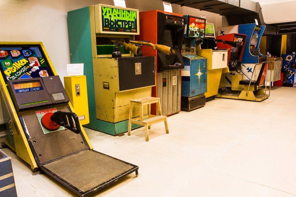 выставка на вднх игровых автоматов