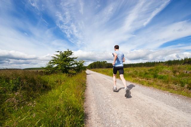 Во время бега мы получаем энергию с помощью процессов, которые требуют участия кислорода