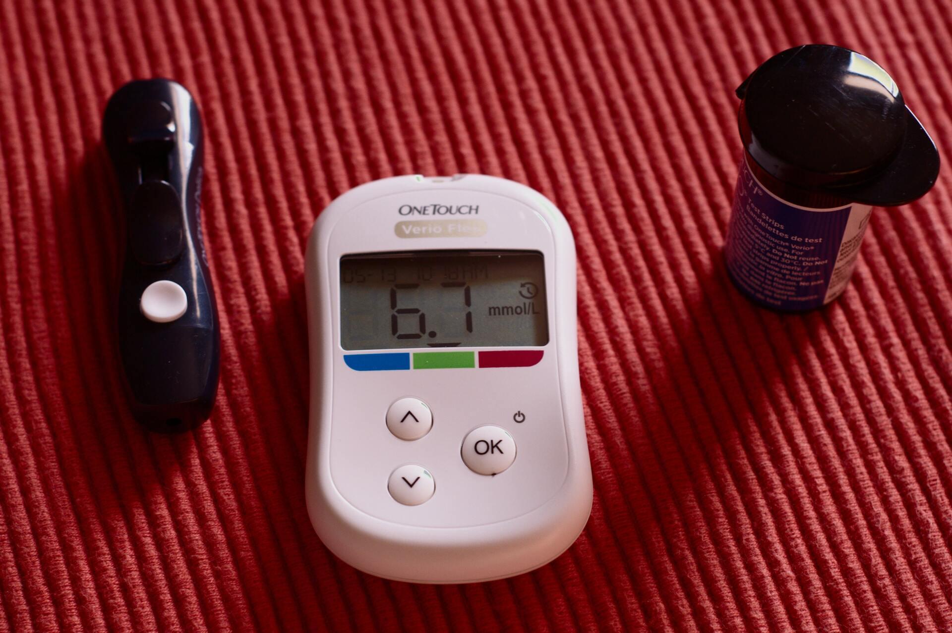 Неразвитые мышцы могут потреблять весь инсулин - его недостаток может вызвать сахарный диабет