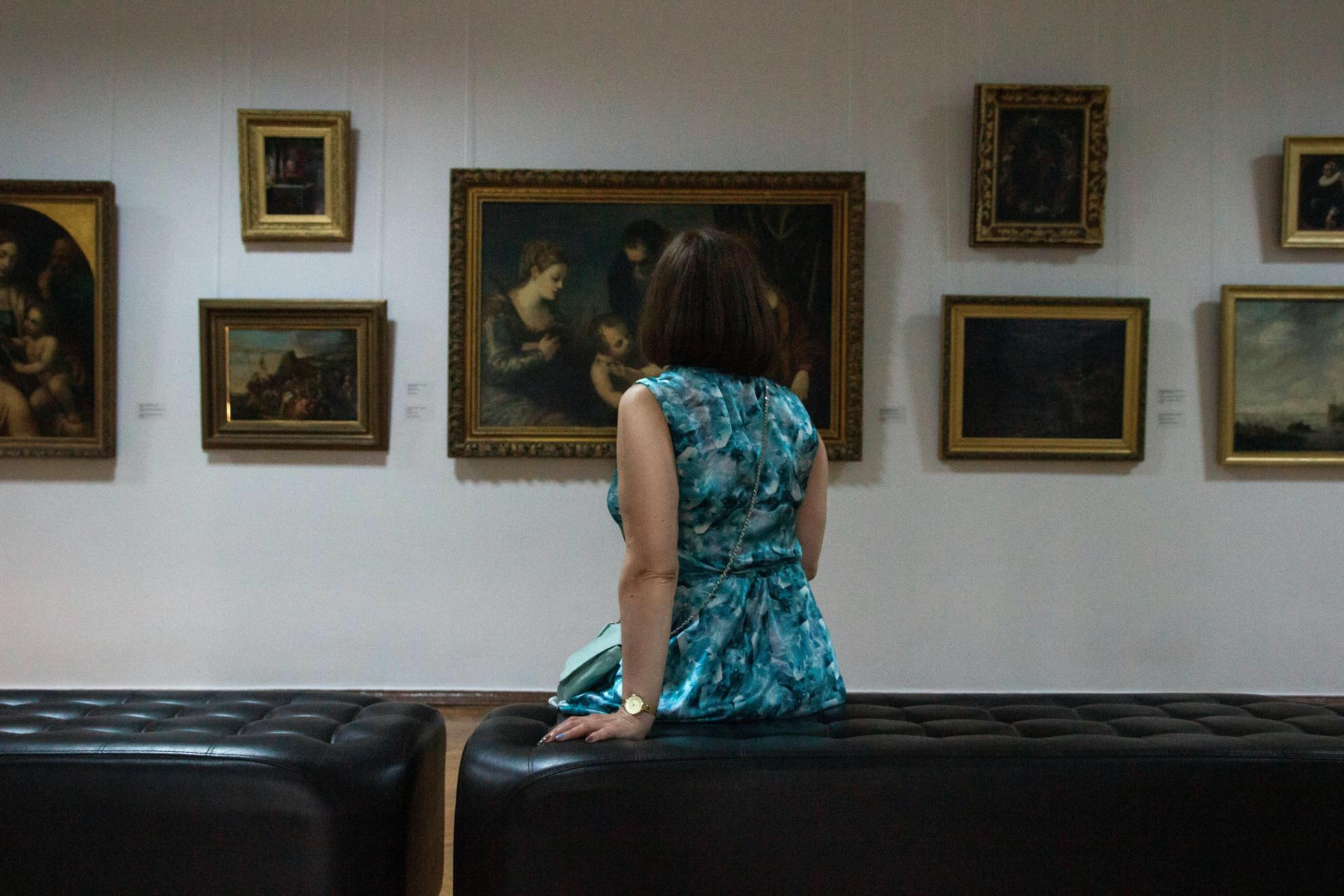 За небольшие пожертвования можно получить бонусы от любимого музея