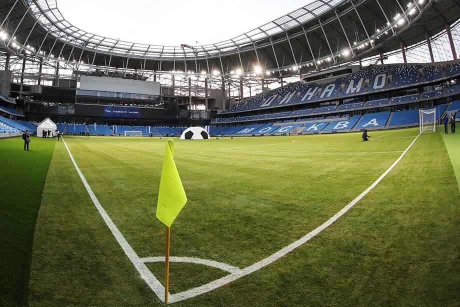 Стадионы футбольных клубов москвы фото из ночных клубов в дубаи