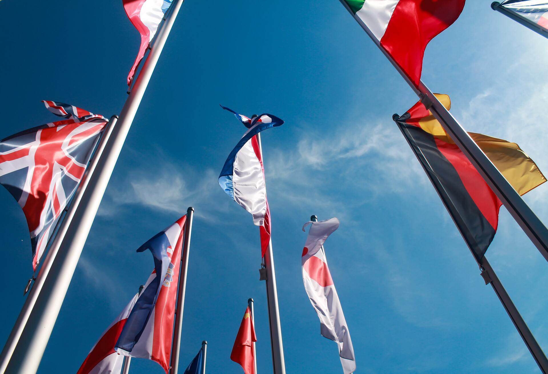 За минималистичными цветовыми сочетаниями стоят люди и целые народы со своими принципами и традициями