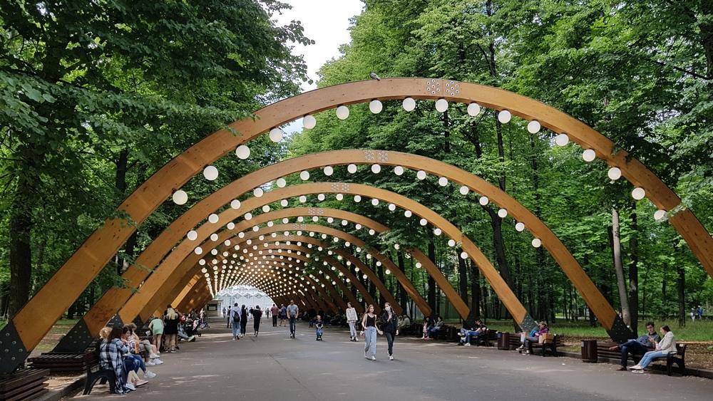 Парк Сокольники